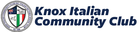 Knox Italian Community Club Inc. Next Generation